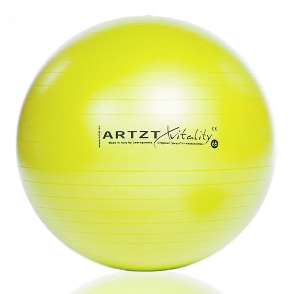 Produktbild ARTZT vitality Fitness-Ball Professional, 65 cm / grün