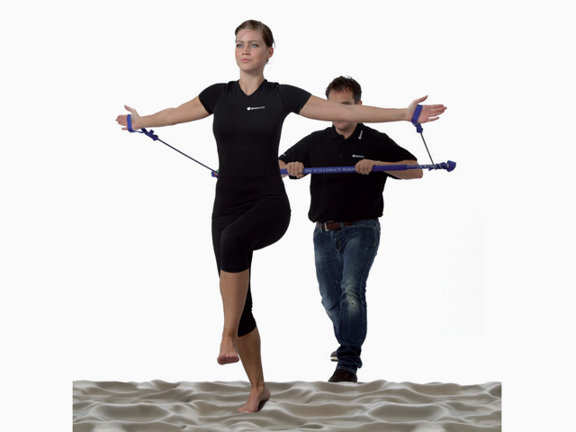 Kombination mit Gymstick