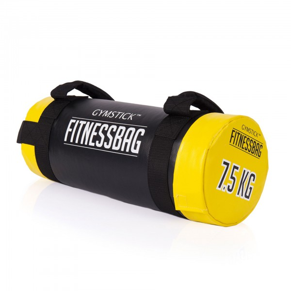 Produktbild Gymstick Fitnessbag, 7,5 kg / gelb