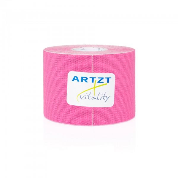 Produktbild ARTZT vitality Kinesiologisches Tape 5,0 m Rollenware, rot