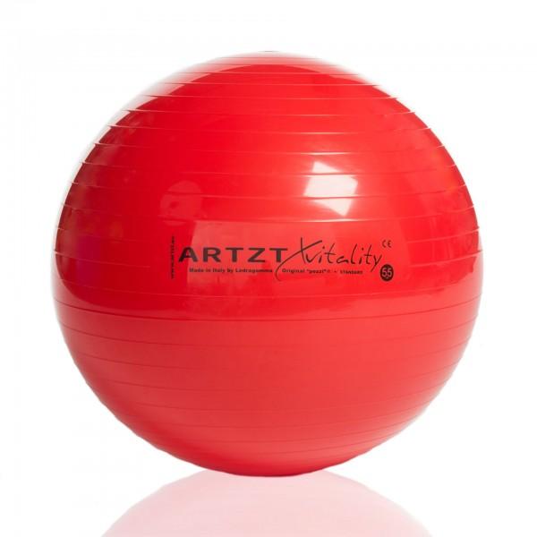 Produktbild ARTZT vitality Fitness-Ball Standard, 55 cm / rot