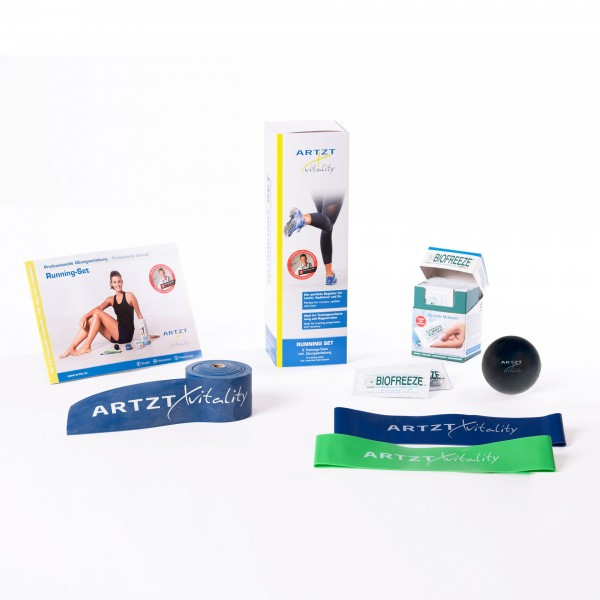 ARTZT vitality Running Set Produkte