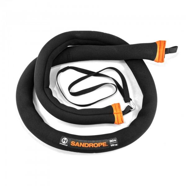 Hyperwear Battlerope SandRope 14 kg, orange