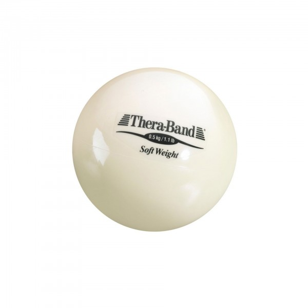 Produktbild TheraBand Soft Weight, 0,5 kg / beige