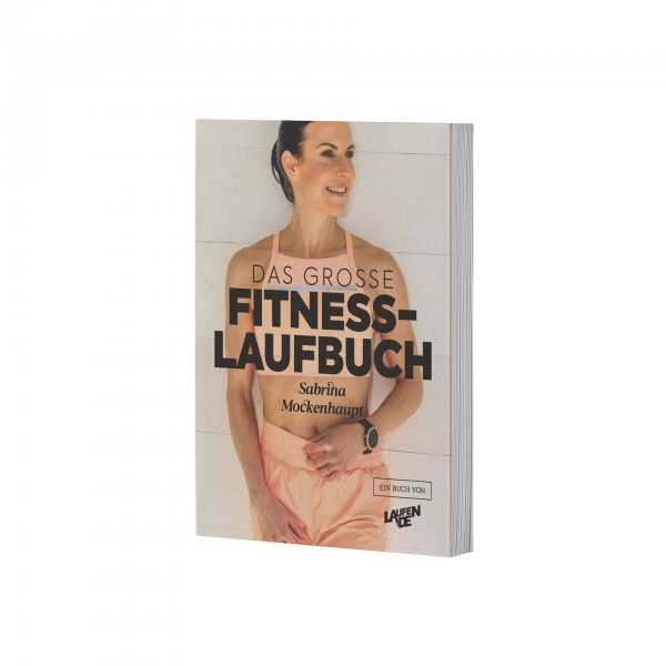 Produktbild Das große Fitness-Laufbuch von Sabrina Mockenhaupt