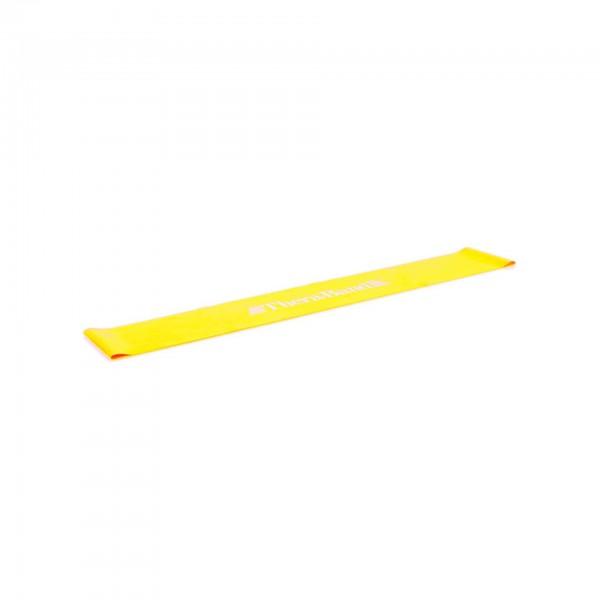 Produktbild TheraBand Loop 7,6 cm x 45,5 cm, Ø 29 cm, dünn / gelb