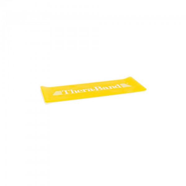 Produktbild TheraBand Loop 7,6 cm x 20,5 cm, Ø 13 cm, dünn / gelb