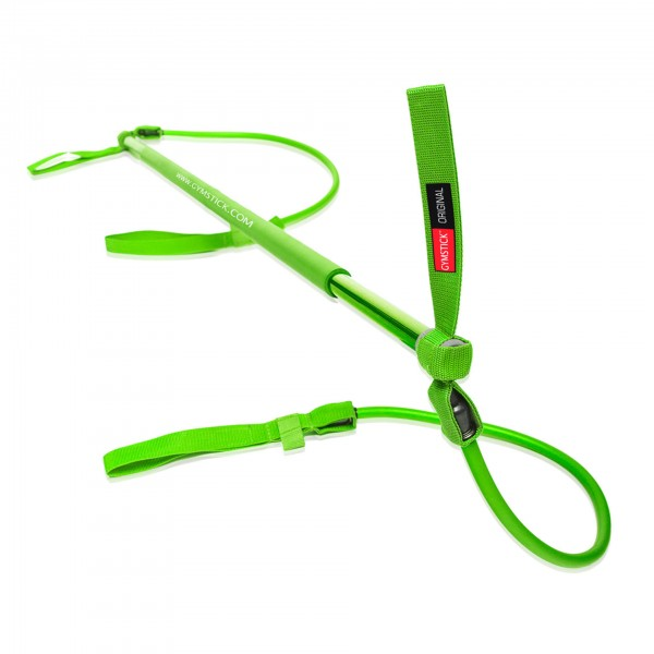 Gymstick Original 2.0, leicht / grün