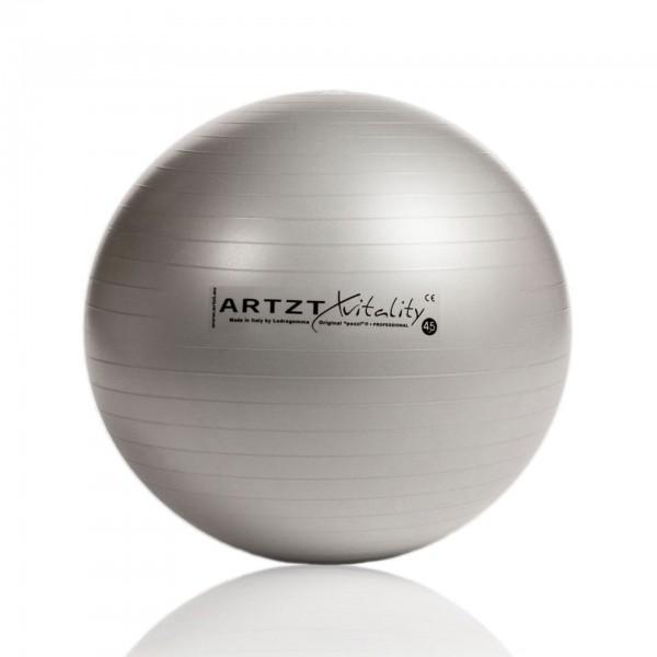 Produktbild ARTZT vitality Fitness-Ball Professional silber, 45 cm
